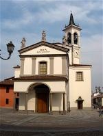 La chiesa di Cerro