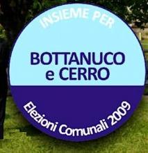 Insieme per Bottanuco e Cerro - Logo